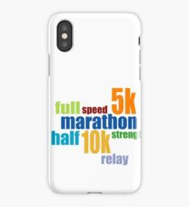 Races iPhone Case/Skin