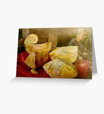 The Jackfruit Seller Greeting Card