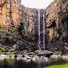 Jim Jim Falls #2 - Kakadu National Park, Australia by Lexa Harpell