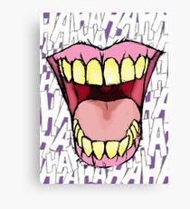 A Killer Joke #3 Canvas Print
