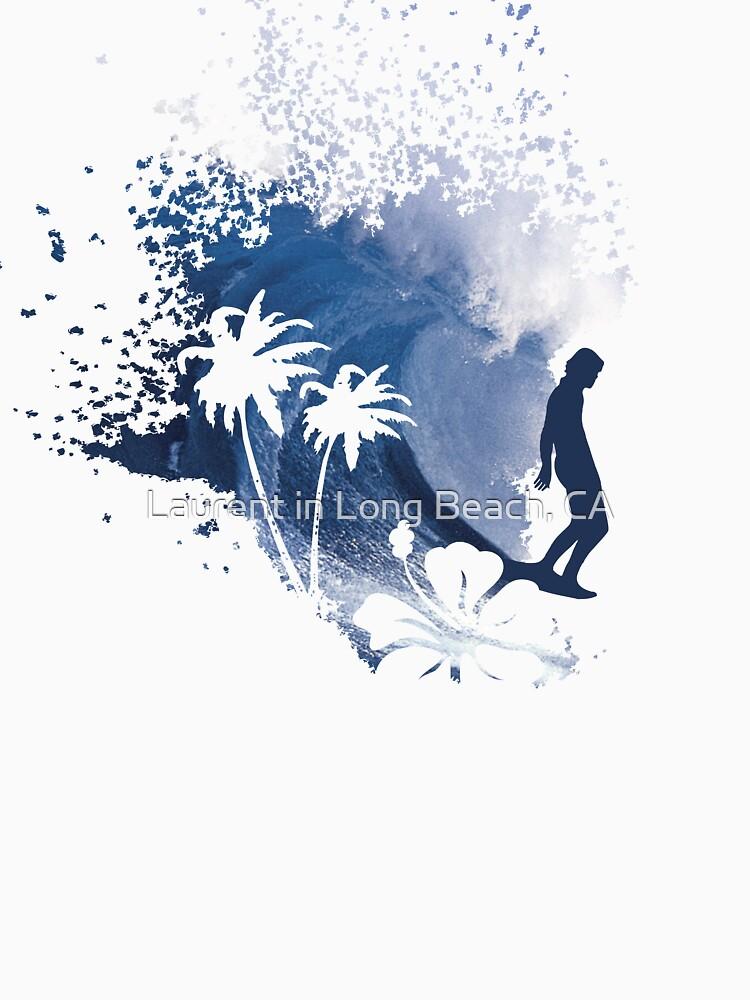 Big Wave Surfer by laurent213