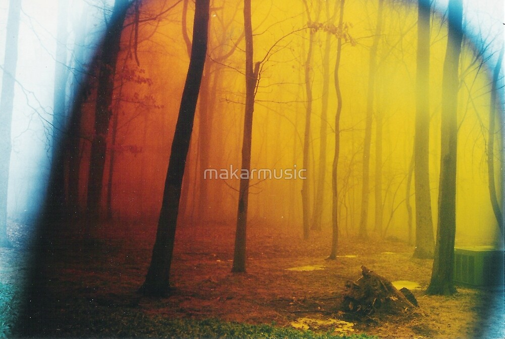 Nuclear Trees by makarmusic