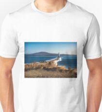 Winter Tokarevsky lighthouse  Unisex T-Shirt