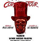 DOLLOP - Abraham Lincoln Corpse Tour by James Fosdike