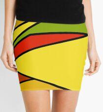 Burger Joint Mini Skirt