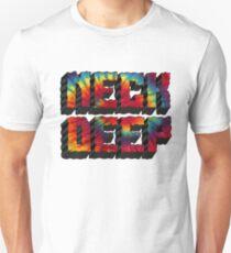 Neck Deep Tie Dye Unisex T-Shirt