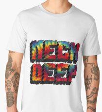 Neck Deep Tie Dye Men's Premium T-Shirt