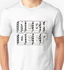 Transparent Neck Deep Unisex T-Shirt