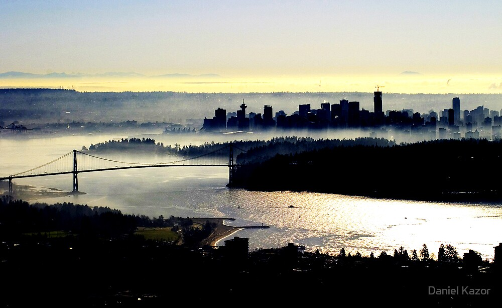 The Clearing Fog by Daniel Kazor