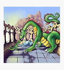 The Royal Dragon Nest Photographic Print