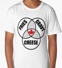 Poutine  Long T-Shirt