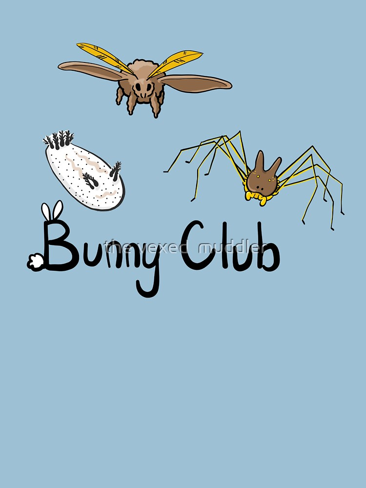 Bunny Club by thevexedmuddler