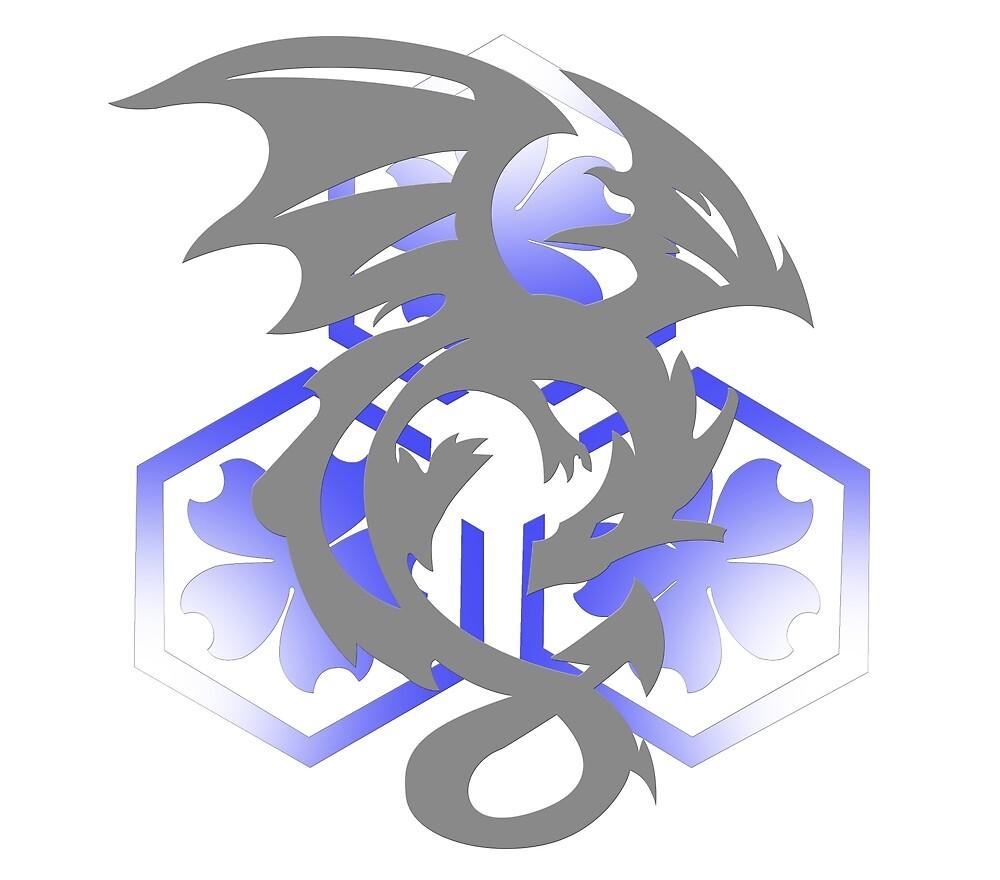 quotfor honor dragon emblemquot by ur2ez6464 redbubble