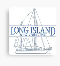 Long Island New York Canvas Print