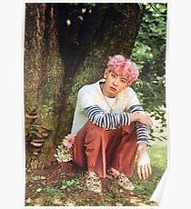 Chanyeol - EXO - KoKoBop THE WAR Poster
