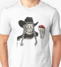Shotgun Willie the Pokemon Master Unisex T-Shirt