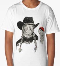 Shotgun Willie the Pokemon Master Long T-Shirt