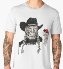 Shotgun Willie the Pokemon Master Men's Premium T-Shirt