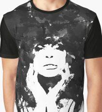 Erykah Badu (Monochrome) Graphic T-Shirt
