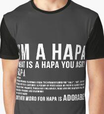 HAPA Graphic T-Shirt