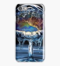earth water  iPhone Case/Skin