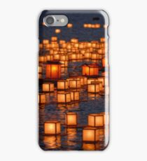 water relax iPhone Case/Skin