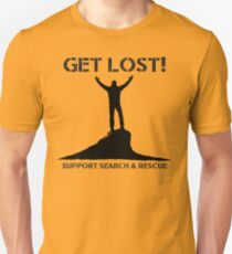 Support Search & Rescue T-Shirt