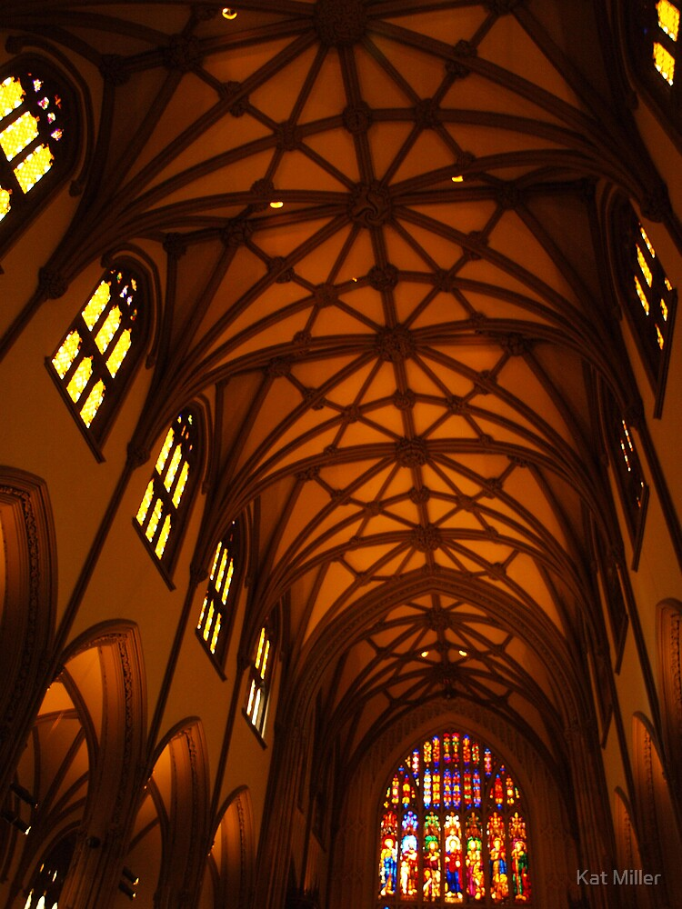 The Cathedral by Kat Miller