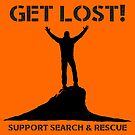 Support Search & Rescue by Andrewdotcom