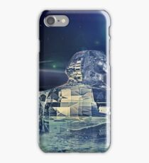 Sphinx of ancient times iPhone Case/Skin