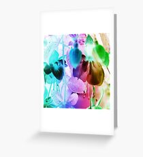 Artists Collaboration Greeting Card