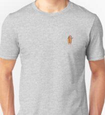 Dancing Snapchat Hot Dog T-Shirt