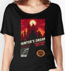 HUNTER'S DREAM Women's Relaxed Fit T-Shirt