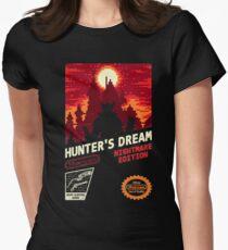 HUNTER'S DREAM Women's Fitted T-Shirt