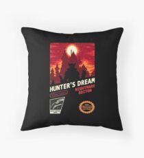 HUNTER'S DREAM Throw Pillow