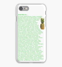 psych iPhone 7 Case