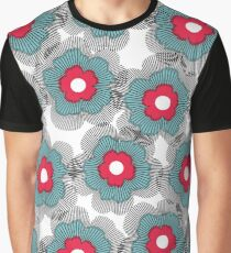 RAY OF FLOWERS Graphic T-Shirt