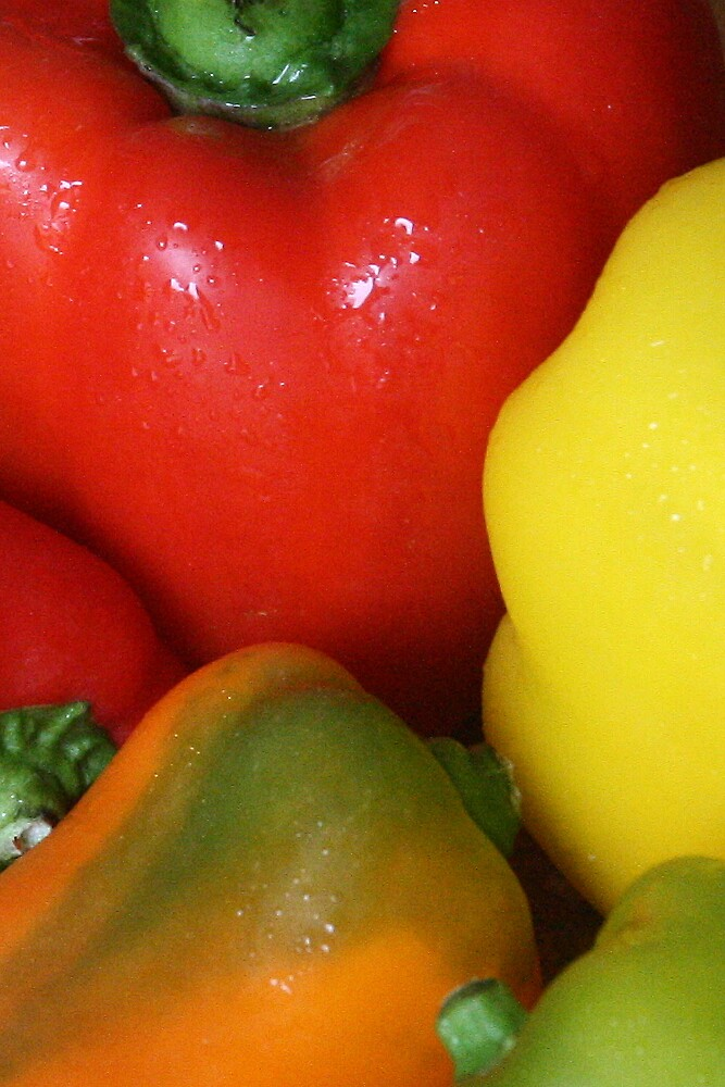 Peppers by rozi