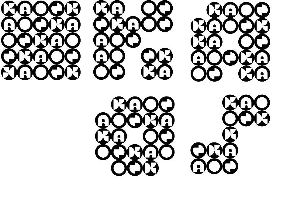 KAOS dot icons by JasonBrown