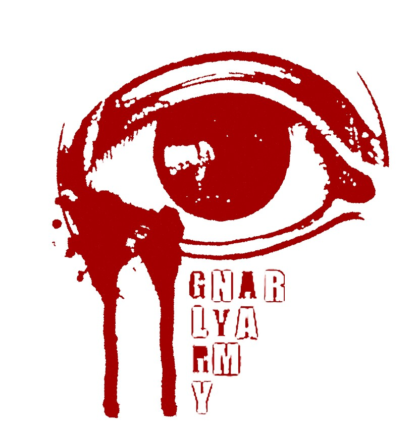 Gnarlyarmy eye by JasonBrown