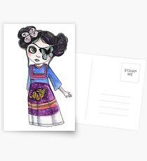 Little Mariposa Postcards