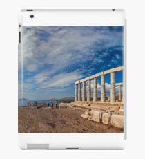 360 degrees in History iPad Case/Skin