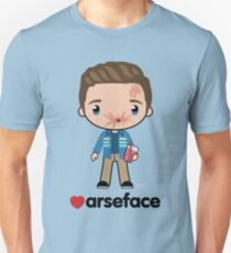 Love Arseface - Preacher T-Shirt