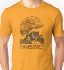 Vintage Advertisement for DiamondT Trucks - weathered look T-Shirt