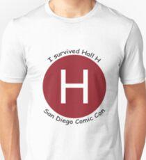 I Survived Hall H! Unisex T-Shirt