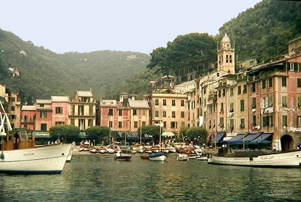 Portofino by Gilberte