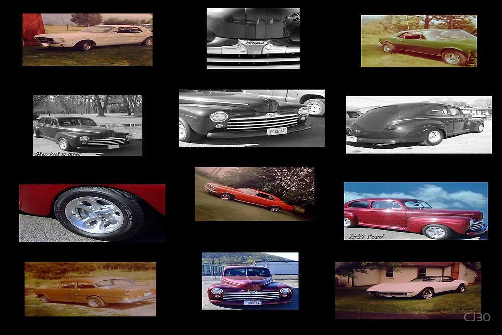 Jerry's Collage #2 by CJ30