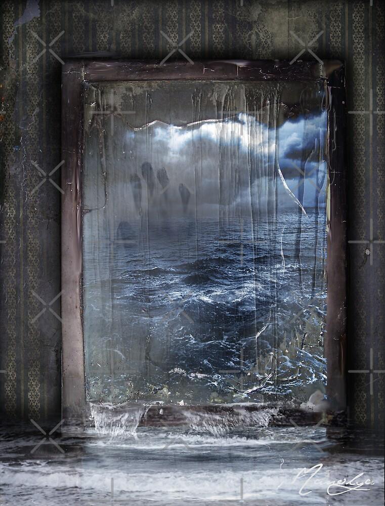Reflection of a conscience by Manolya  Fumero