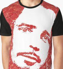 """flesh and blood"" CHRIS CORNELL Graphic T-Shirt"
