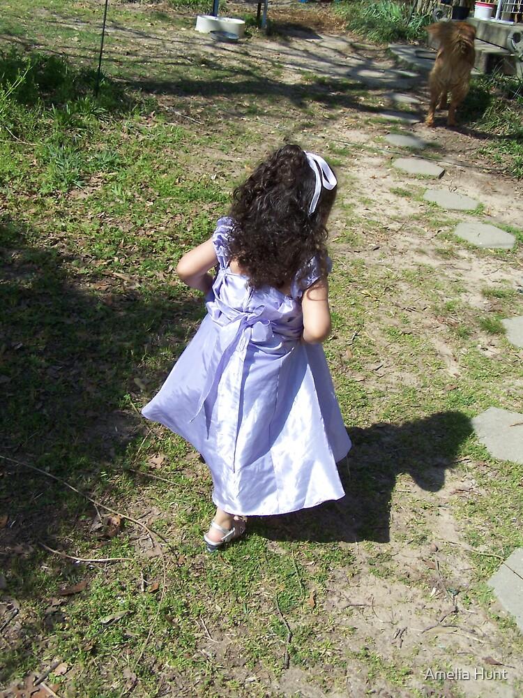 Little Cinderela by Amelia Hunt